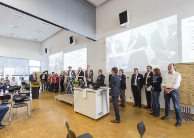 Ergebnispräsentation Open Innovation Einheit